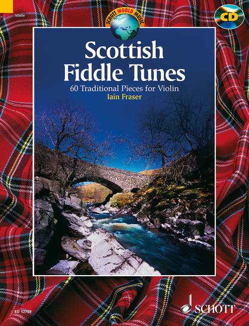 Scottish fiddle tunes image